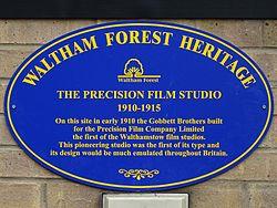 The precision film studio 1910 1915
