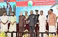 The President, Shri Ram Nath Kovind launching the Technocity Project, at Thiruvanthapuram, in Kerala.jpg