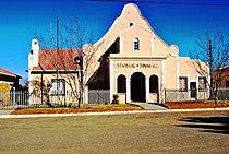 The Town Hall in Edenburg.JPG