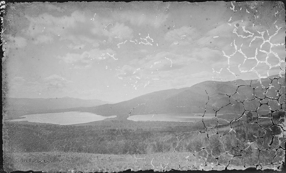 The Twin Lakes. Lake County, Colorado - NARA - 516991