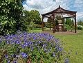 The Victorian garden, Burnby Hall, Pocklington - geograph.org.uk - 1364008.jpg