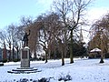 The War Memorial and St Mary's Church, Fishponds (3261467780).jpg
