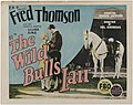The Wild Bull's Lair - 1925 Lobby Card.jpg