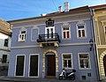 The birth house of ban Josip Jelačić, Petrovaradin, Serbia.jpg