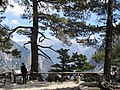 The highest landing in Samaria Gorge, 051079.jpg