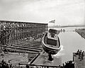 The launch of fireboat James Battle -c.jpg