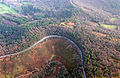 The old A3 at Hindhead (aerial).jpg
