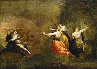 The Rape of Europa (Francisco de Goya) - Image: The rape of Europa, Goya