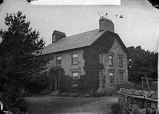 The rectory, Trawsfynydd