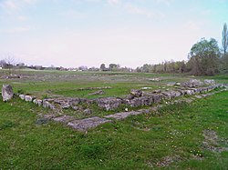 The santuary of Zeus Olympios, Ancient Dion (6933396342).jpg