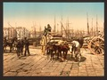 The wharf, Naples, Italy-LCCN2001700902.tif