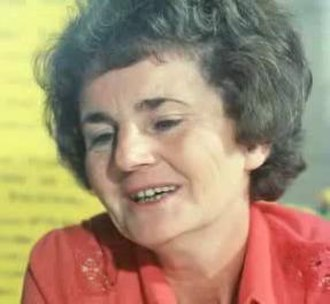 Thea Beckman - Beckman in 1974