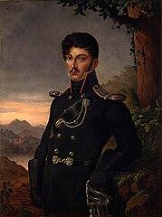Portrait of Theodor Körner