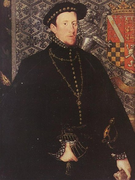 Thomas Howard, 4th Duke of Norfolk. Corbet was the government's most trusted agent in Shropshire during the crisis centred on Norfolk's alleged plots.