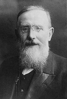 Thomas Burt British politician