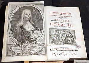 Thomas Dempster cover