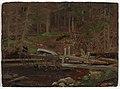 Thomson, Old Lumber Dam, Algonquin Park.jpg
