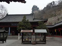 Tianfei Gong - main courtyard - P1070390