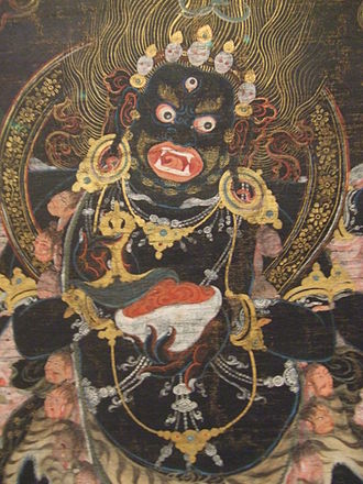 Asian Art Museum (San Francisco) - Image: Tibetan Mahakala
