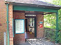 Ticket office, Runcorn East railway station - DSC06726.JPG