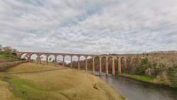 File:Time-lapse of a viaduct in the UK.webm
