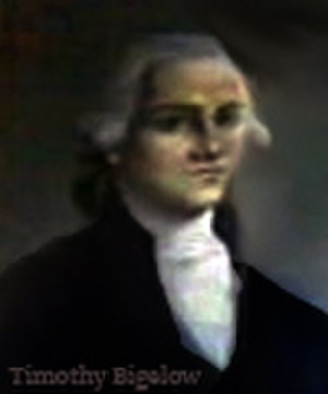 Timothy Bigelow (soldier) - Worcester's Revolutionary Patriot, Col. Timothy Bigelow