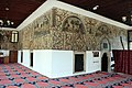 Tirana, moschea ethem bey, interno, portico 01.JPG