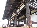 Todai-ji Tegai-mon National Treasure 国宝東大寺転害門28.JPG