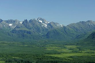 Togiak Wilderness - Ahklun Mountains in the Togiak Wilderness