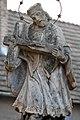 Tolna, Hősök terei Nepomuki Szent János-szobor 2020 09.jpg