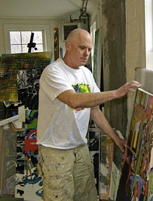 Tom Christopher Moving Paintings in 2011