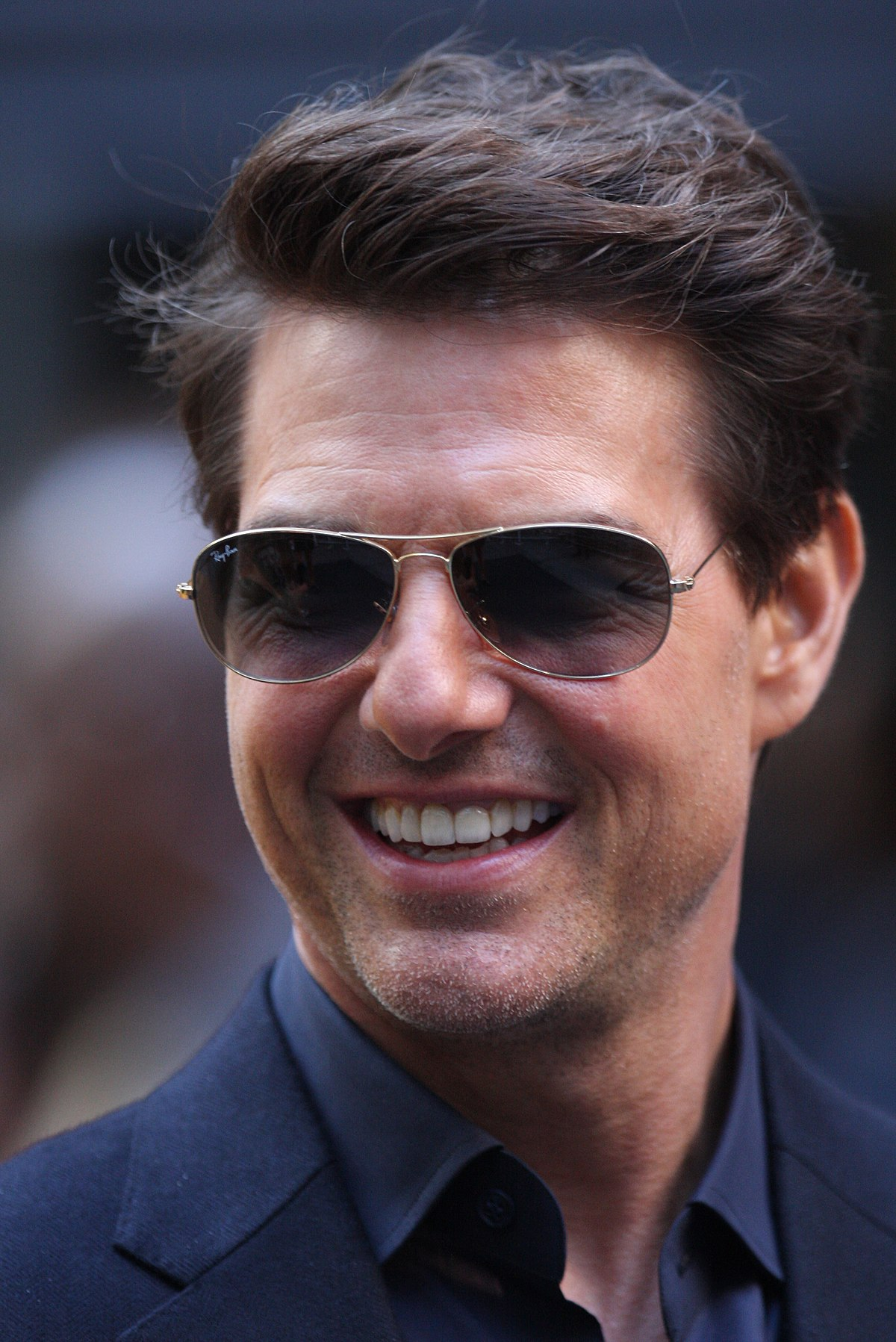 Tom Cruise – Wikipedia, wolna encyklopedia
