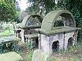 Tombs, Dyserth Parish Church - geograph.org.uk - 658206.jpg