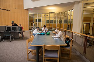 Tompkins Cortland Community College - Library
