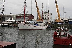 Tonnerres de Brest 2012 - Mise à l'eau Fée de l'Aulne 06.jpg