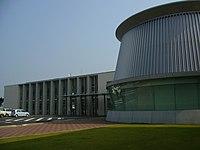 Tonosyo-town-hall,chiba-pref,japan.JPG