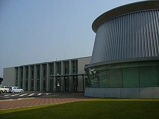 Tōnoshō Town in Kantō, Japan