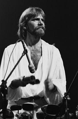 in concerto nei primi anni '80