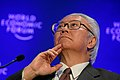 Tony Tan at the Annual Meeting of the World Economic Forum Annual Meeting, Davos, Switzerland - 20090130-02.jpg
