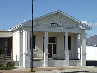 Tooele Carnegie Library United States historic place