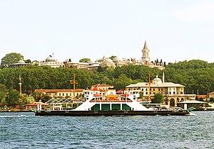 Palácio de Topkapı