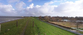Butjadingen - Image: Tossens d 1