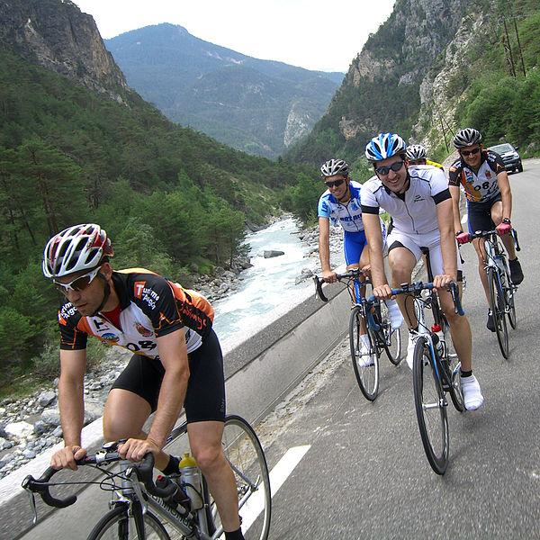 Tour de France at Col d'izoard