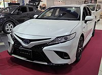 "Toyota CAMRY WS ""Leather Package"" (DAA-AXVH70-AEXSB(L)) front.jpg"