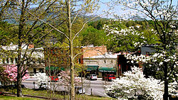 Trade Street, Tryon, North Carolina [1]