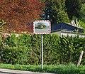 Traffic mirror in Sankt Vith, Belgium (DSCF5744).jpg