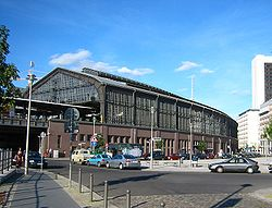 Train station Berlin Friedrichstrasse 3.jpg