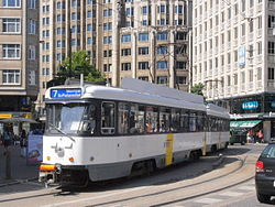 Tram 7099 at Antwerp pic1.JPG