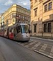 Tramway, Křižovnická (Prague) juillet 2019 (1).jpg