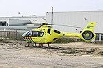 Traumahelikopter die klaar staat om op te stijgen.jpg